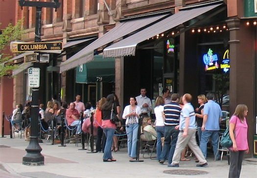 Best boozie brunch spots in nyc summer 2012 for Plenty of fish albany ny