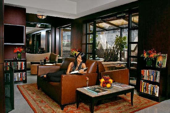 A Comfortable Stay At Library Hotel In New York, NY